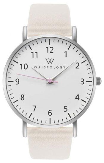 all-white nurse watch